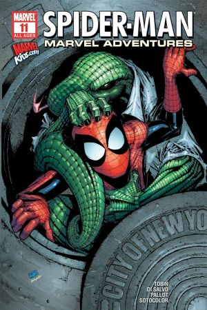 Spider-Man Marvel Adventures #11