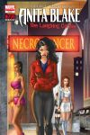 ANITA BLAKE: THE LAUGHING CORPSE - NECROMANCER (2009) #3 Cover