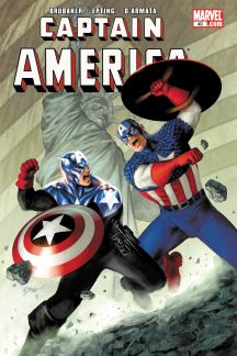 Captain America (2004) #40