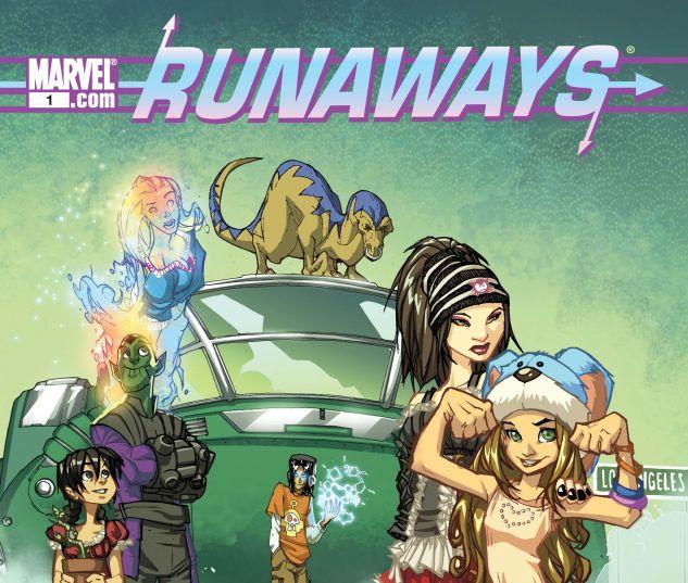 RUNAWAYS (2008) #1