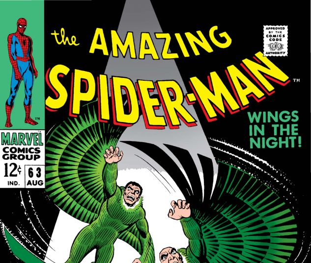 Amazing Spider-Man (1963) #63