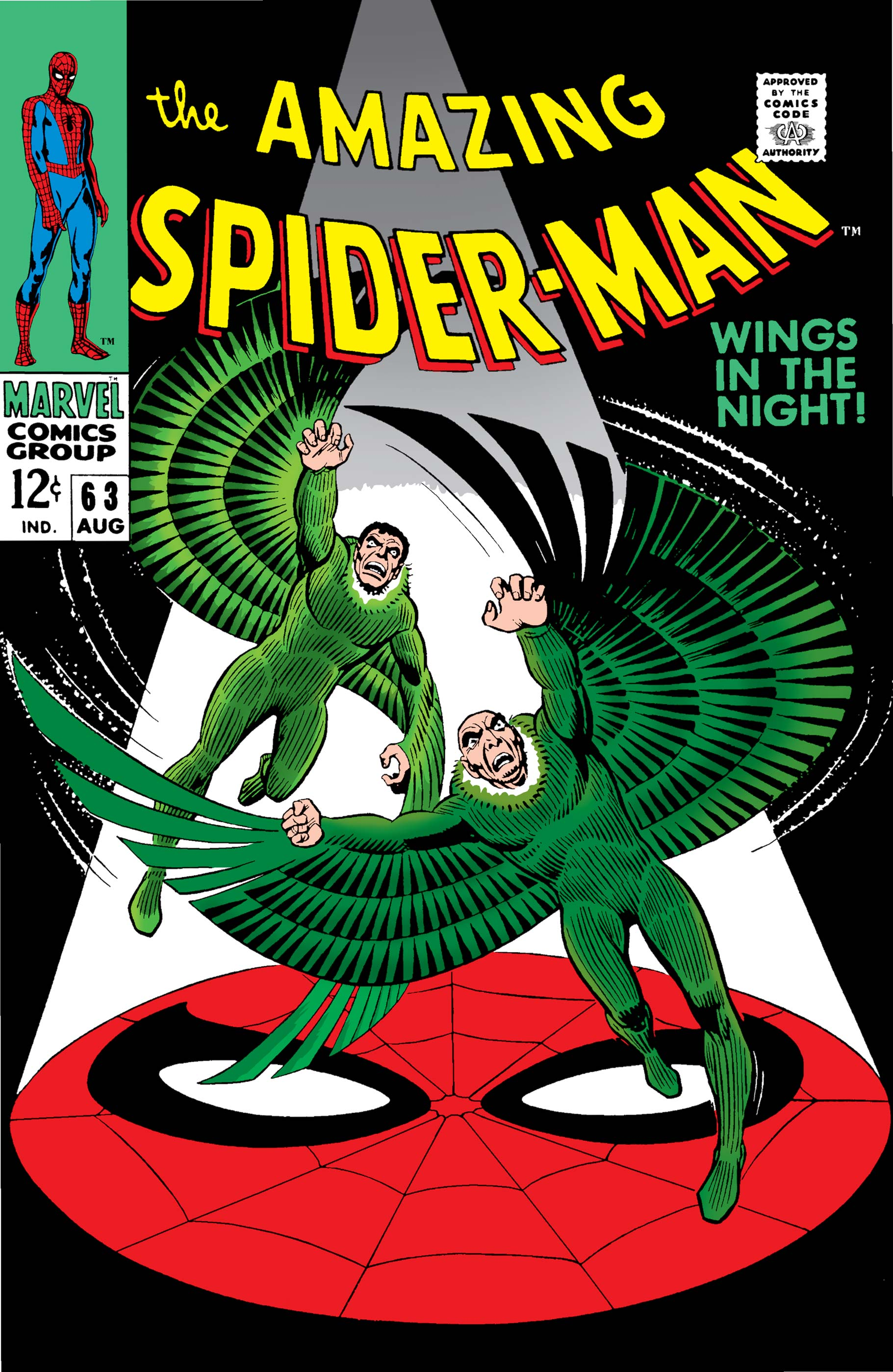 The Amazing Spider-Man (1963) #63