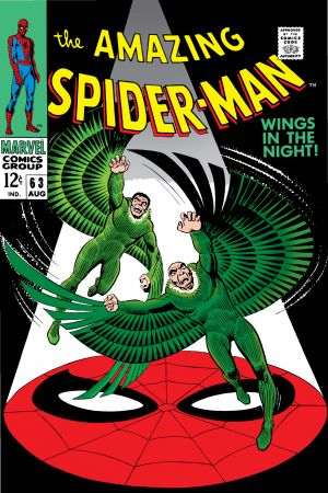 The Amazing Spider-Man #63