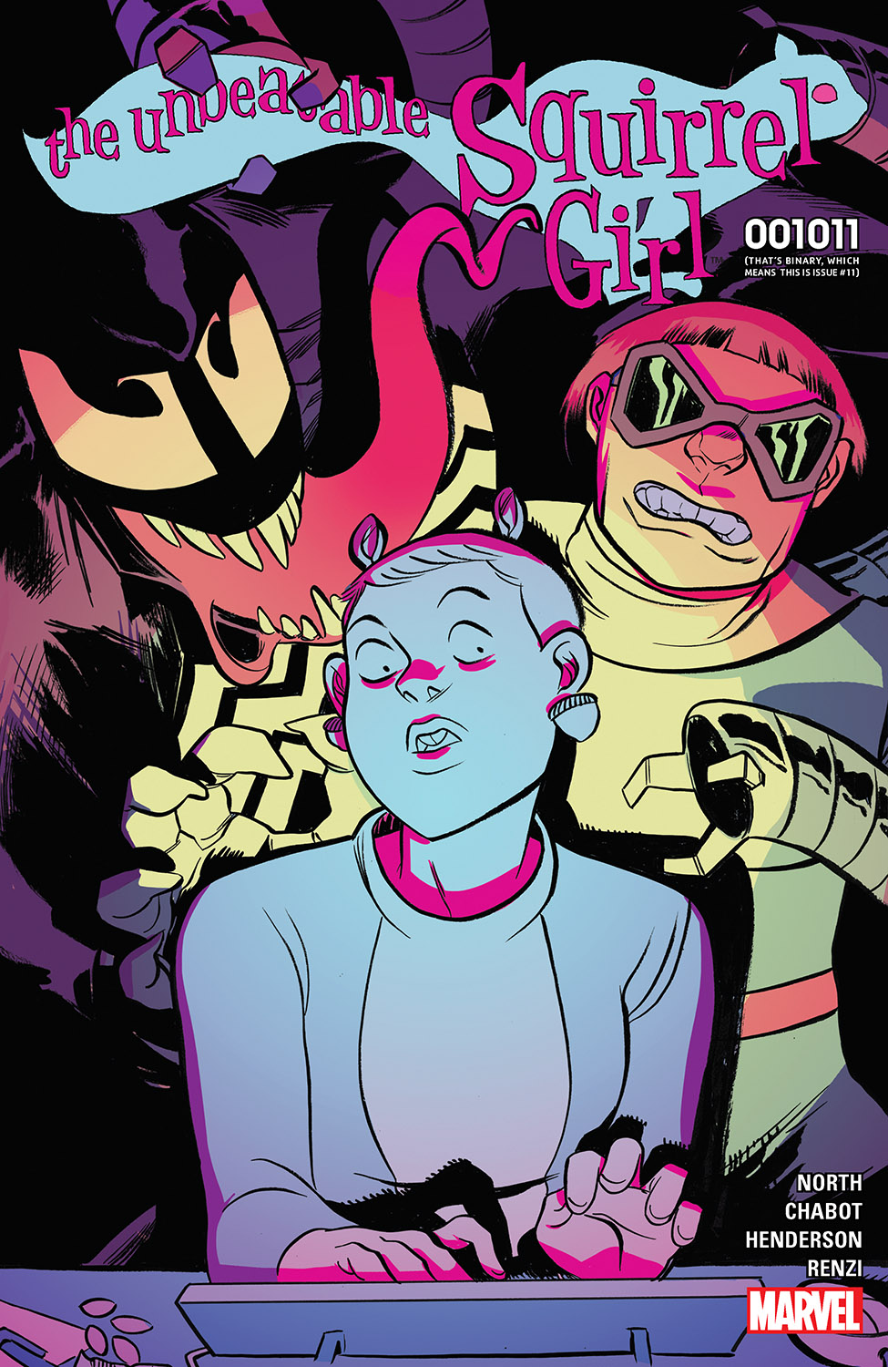 The Unbeatable Squirrel Girl (2015) #11