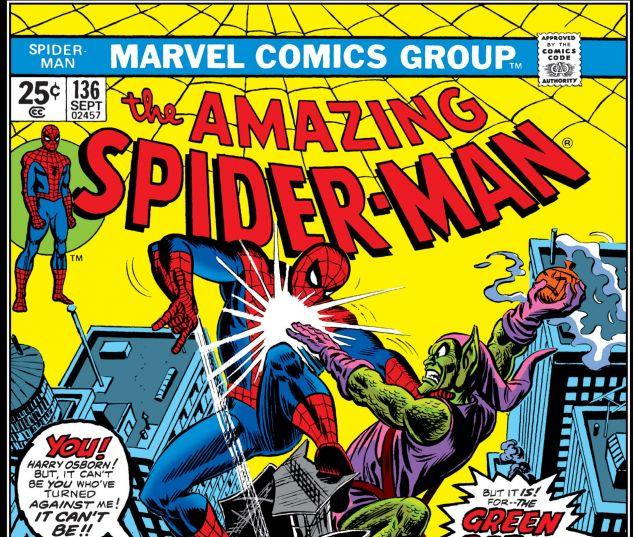 Amazing Spider-Man (1963) #136
