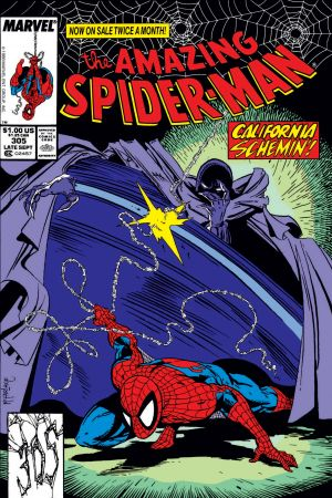 The Amazing Spider-Man (1963) #305