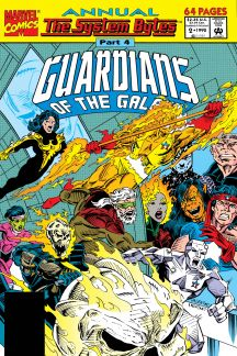 Guardians of the Galaxy Annual #2