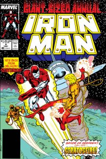 Iron Man Annual #9