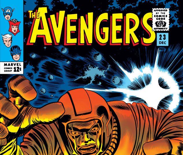 AVENGERS (1963) #23