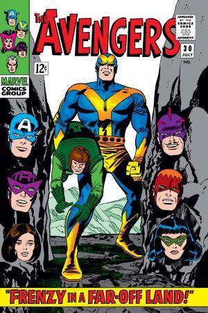 Avengers (1963) #30