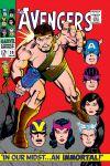 AVENGERS (1963) #38