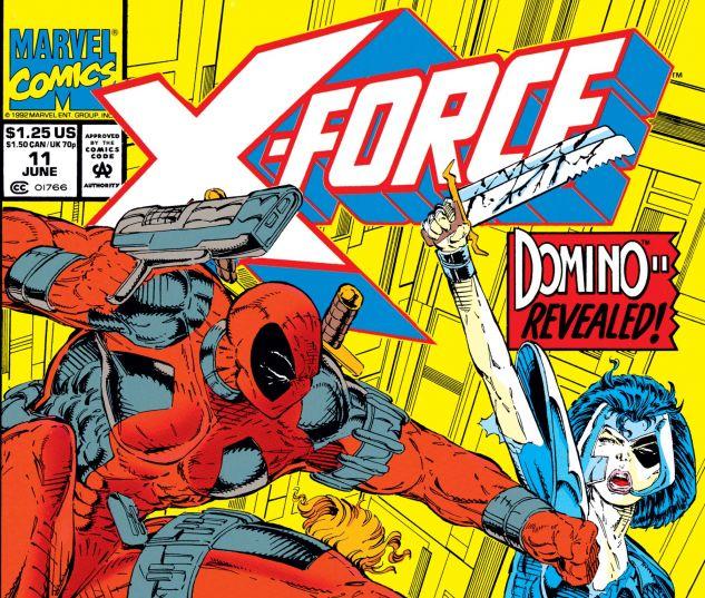 X-Force (1991) #11