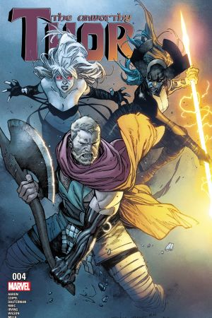 The Unworthy Thor #4