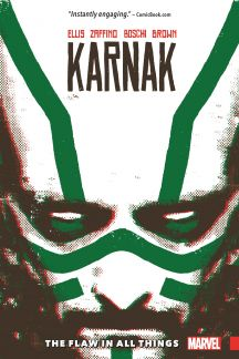 Karnak: The Flaw in All Things (Trade Paperback)