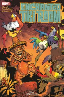 Enchanted Tiki Room (Hardcover)
