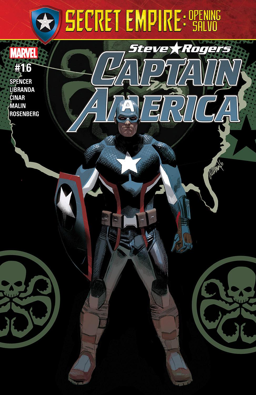 Captain America: Steve Rogers (2016) #16
