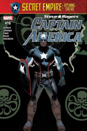 Captain America: Steve Rogers #16