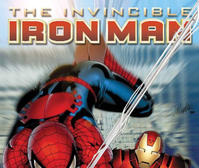 Invincible Iron Man (2008) #7
