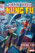 Deadly Hands of Kung Fu (1974) #13 cover