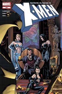 Uncanny X-Men #454