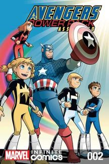 Avengers and Power Pack #2