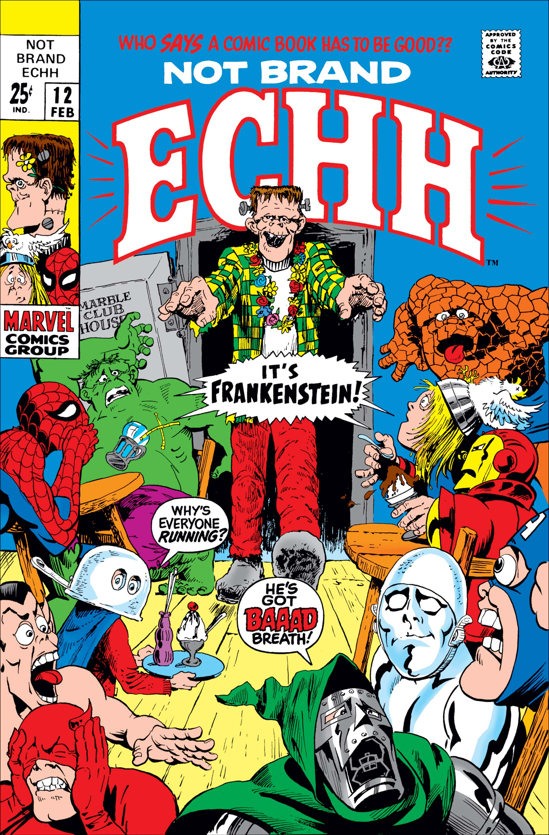 Not Brand Echh (1967) #12