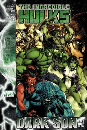Incredible Hulks (2009) #612