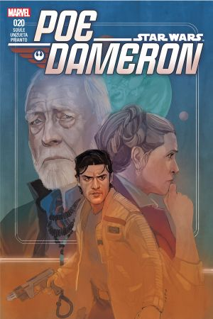 Star Wars: Poe Dameron (2016) #20