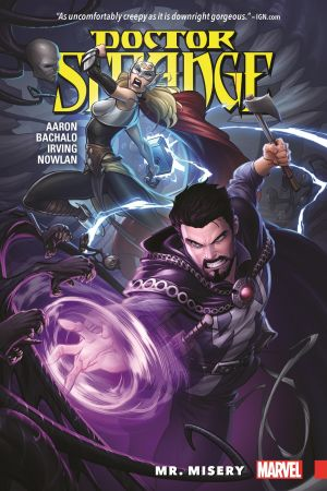 Doctor Strange Vol. 4: Mr. Misery (Trade Paperback)