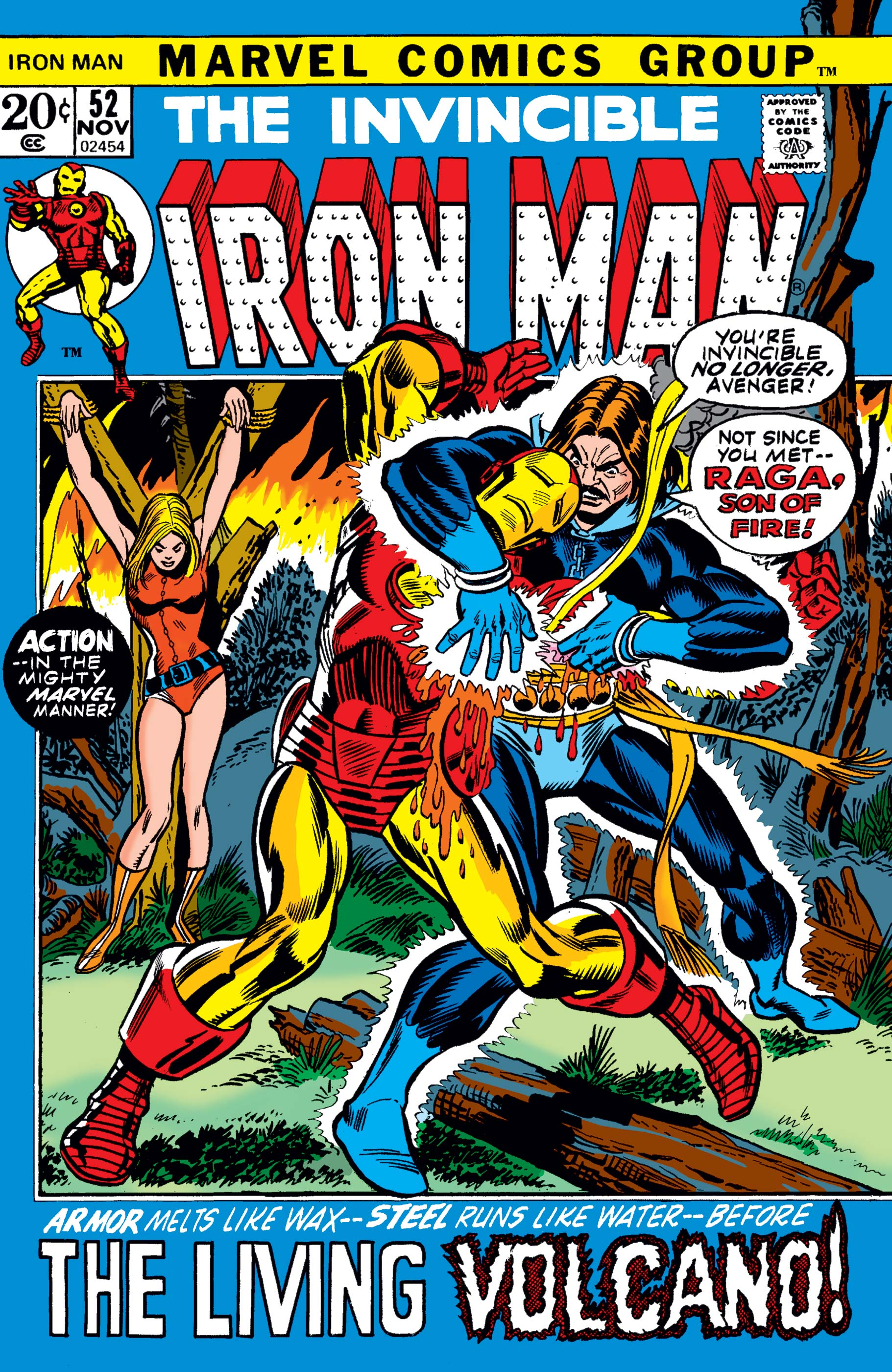 Iron Man (1968) #52
