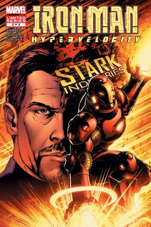 Iron Man: Hypervelocity #2