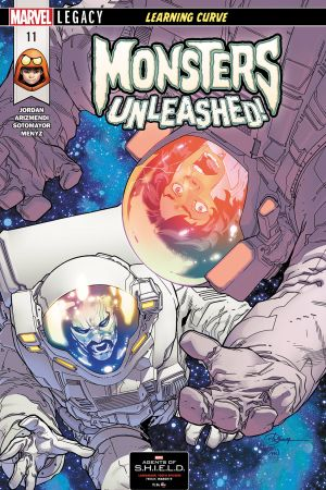 Monsters Unleashed (2017) #11