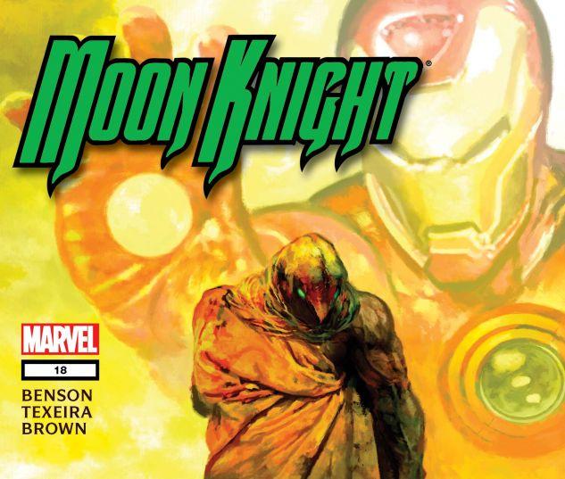 MOON KNIGHT (2006) #18