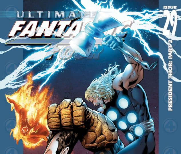 ULTIMATE FANTASTIC FOUR (2003) #29