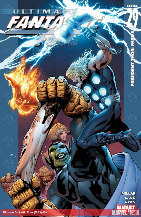 Ultimate Fantastic Four (2003) #29