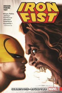 Iron Fist Vol. 2: Sabretooth - Round Two (Trade Paperback)