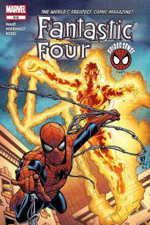 Fantastic Four #512