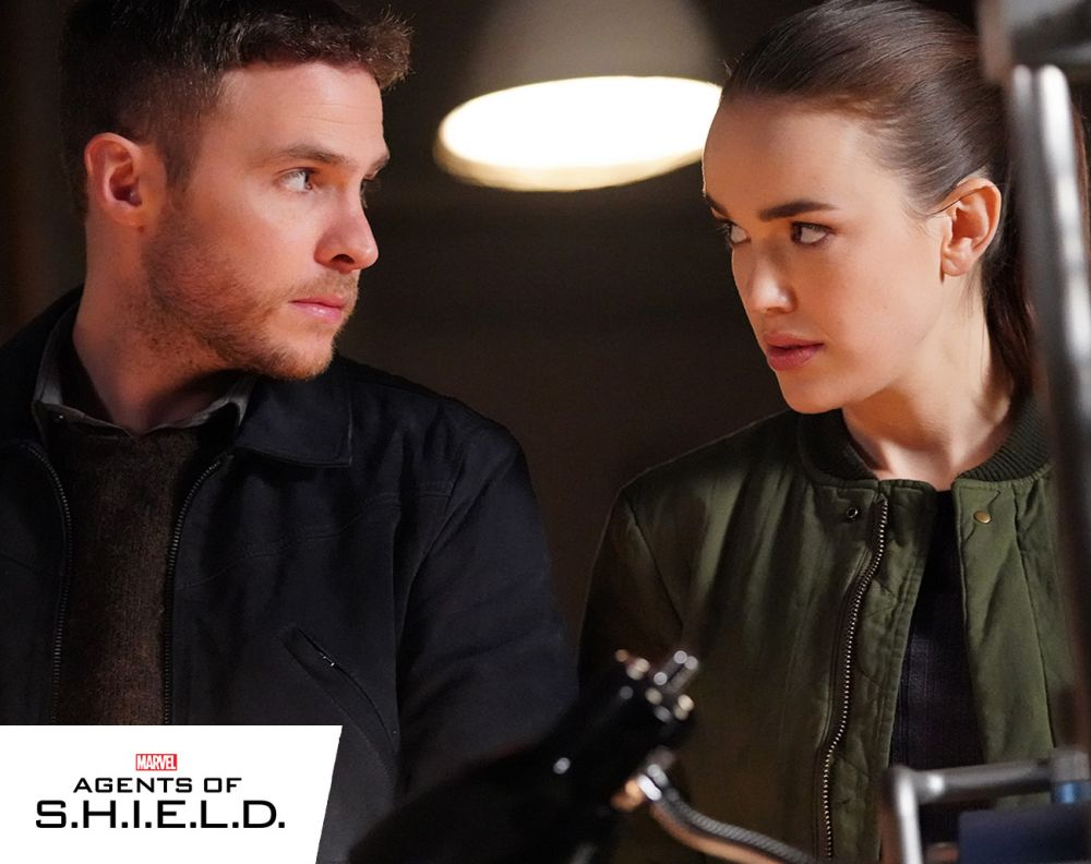 FitzSimmons Must Find A Way to Stop Ruby in New 'S.H.I.E.L.D.' Clip
