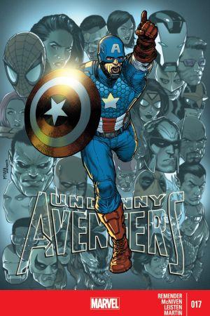 Uncanny Avengers (2012) #17