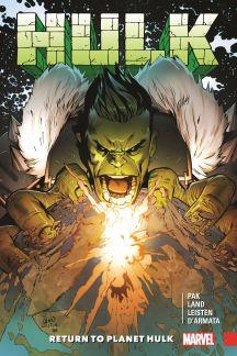 Hulk: Return to Planet Hulk (Trade Paperback)