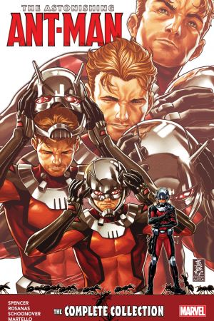 The Astonishing Ant-Man: The Complete Collection (Trade Paperback)