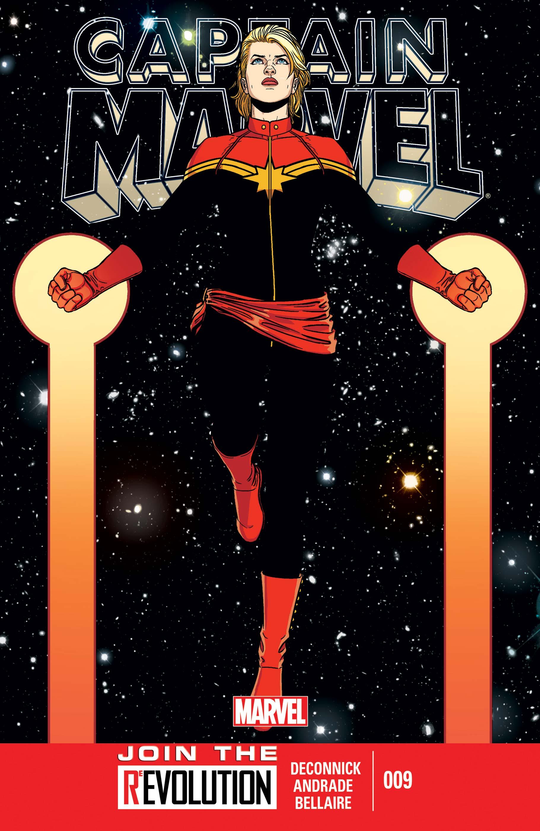 Captain Marvel (2012) #9
