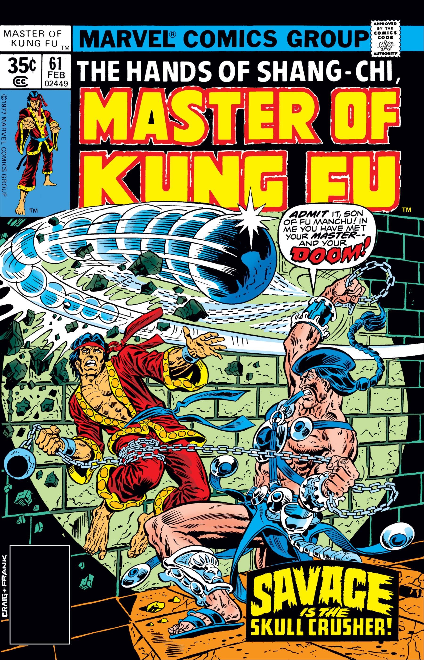 Master of Kung Fu (1974) #61
