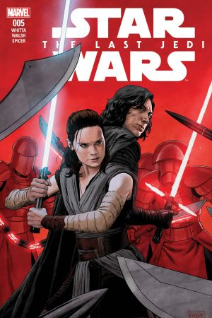 Star Wars: The Last Jedi Adaptation (2018) #5