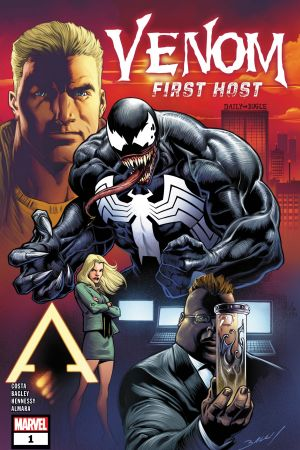 Venom: First Host  #1