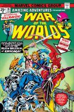 Amazing Adventures (1970) #28 cover