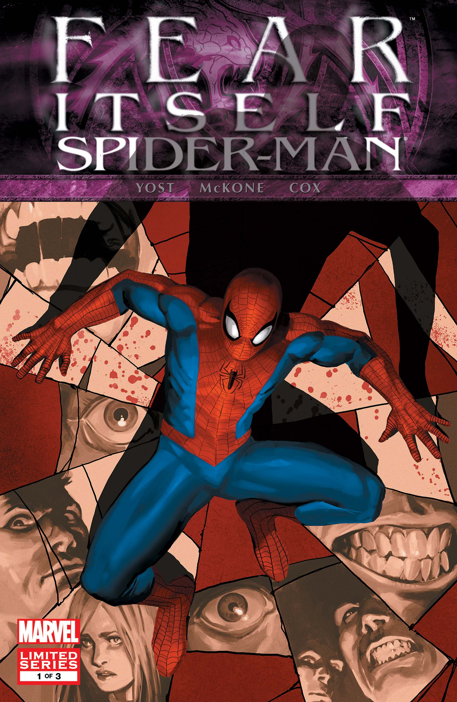 Fear Itself: Spider-Man (2011) #1