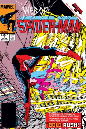Web of Spider-Man #6