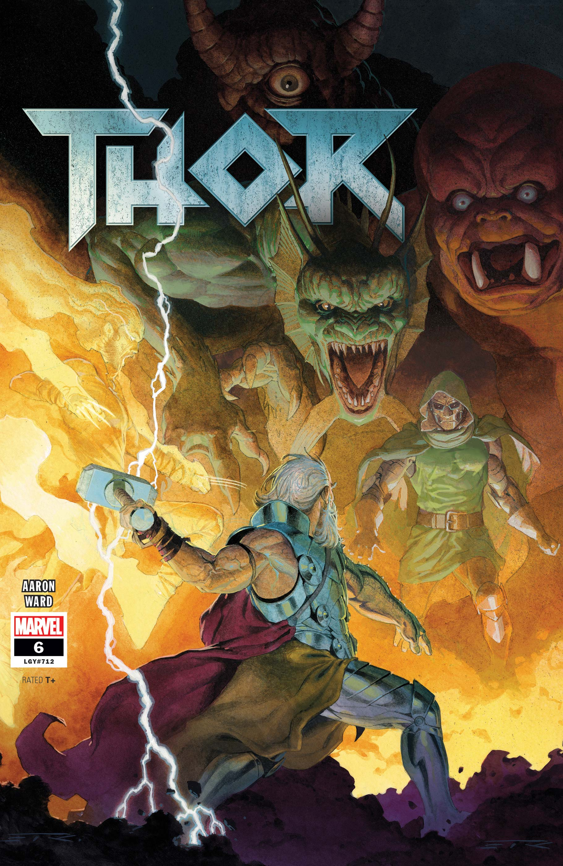 Thor (2018) #6
