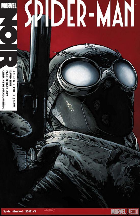 Spider-Man Noir (2008) #3